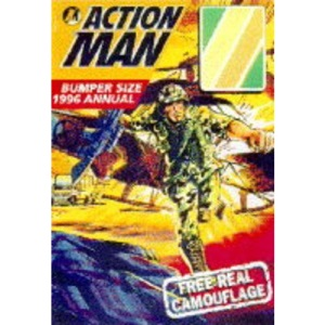 Action Man Annual 1996
