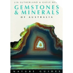 Nature Guide to Gemstones and Minerals of Australia (Australian Nature Guide)