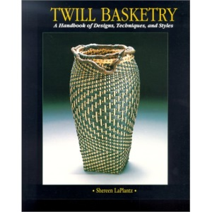 Twill Basketry: A Handbook of Designs, Techniques and Styles