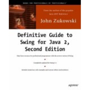 Definitive Guide to Swing for Java 2