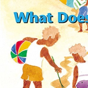 What Does God Look Like? (Early Childhood Sprituality)