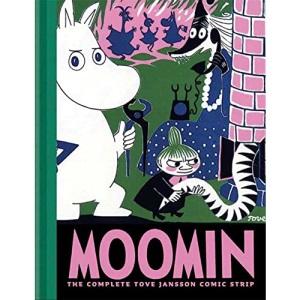 Moomin: The Complete Tove Jansson Comic Strip Book: Bk. 2