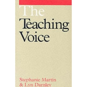 The Teaching Voice