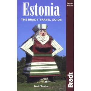Estonia: The Bradt Travel Guide