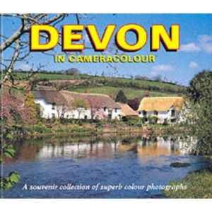 Devon in Cameracolour: A Souvenir Collection of Superb Colour Photographs (Souvenir picture books)