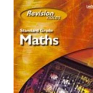 Standard Grade Maths Revision Notes