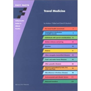 Fast Facts: Travel Medicine (Fast Facts series)