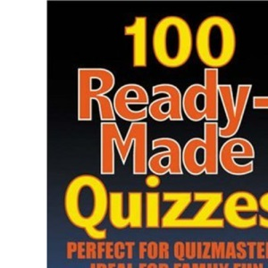 100 Ready-made Quizzes