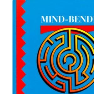 Mind-bending Maze Puzzles (Mind Bending Puzzle Books)