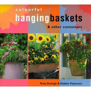 Colourful Hanging Baskets and Other Containers