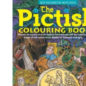 Pictish Colouring Book