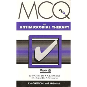 MCQs on Antimicrobial Therapy