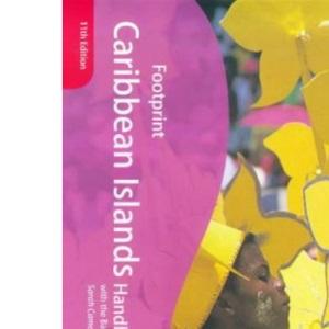 Caribbean Islands Handbook 2000: The Travel Guide (Footprint Handbooks)