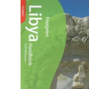 Libya Handbook: The Travel Guide (Footprint Handbook)