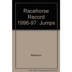 Racehorse Record 1996-97: Jumps