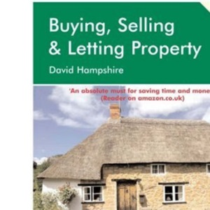 Buying, Selling and Letting Property