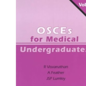 Undergraduate OSCEs: v. 2 (Books for Medical Students)