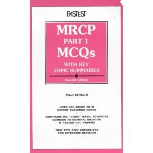 MRCP Part 1 MCQ's Key Topic Summaries