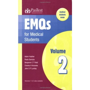 EMQs for Medical Students: v. 2