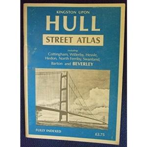 Kingston-upon-Hull Street Atlas