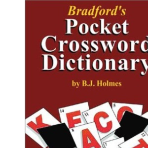 Bradford's Pocket Crossword Dictionary