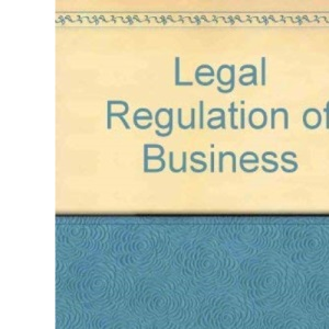 Legal Regulation of Business