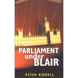 Parliament Under Blair