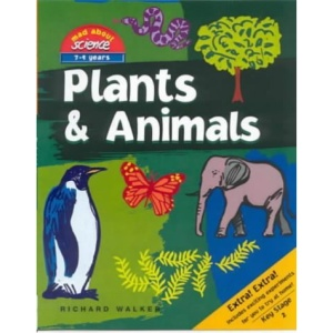 Plants and Animals (Mad About Science)