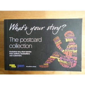 Whats Your Story Postcard Collection