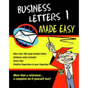 Business Letters I Made Easy