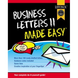 Business Letters II Made Easy