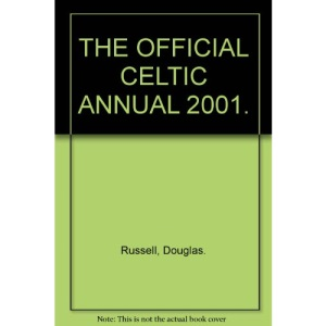 THE OFFICIAL CELTIC ANNUAL 2001.