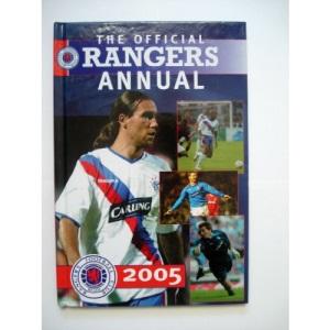 The Official Rangers Football Club Annual 2005