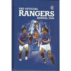 The Official Rangers FC Annual 2006