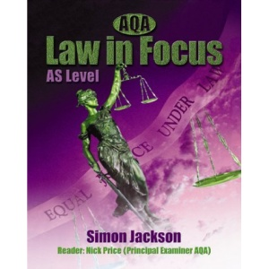 AQA Law in Focus: AS Level