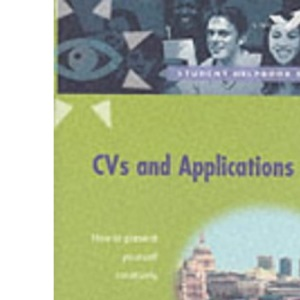 CVs and Applications (Careers)