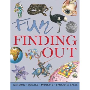 Fun Finding Out (Quiz Book)