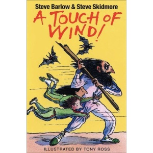 A Touch of Wind (Mad Myths)