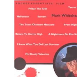 Slasher Movies (Pocket Essentials)