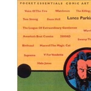 Alan Moore (Pocket essentials: Comics)
