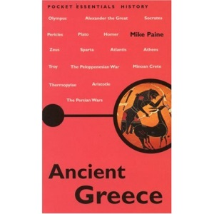 Ancient Greece (Pocket Essentials)