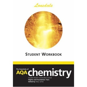 615: AQA Chemistry Workbook: Double Award Coordinated Chemistry: Student Worksheets (The Essentials of AQA Science: Double Award Coordinated Chemistry)