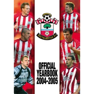 Southampton FC Official Yearbook 2004-2005
