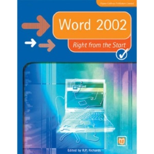 Word 2002 Right from the Start (Right from the Start guides)