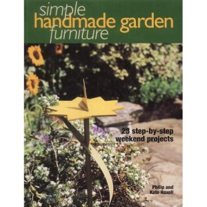 Simple Handmade Garden Furniture