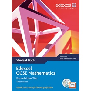 Edexcel GCSE Maths 2006: Linear Foundation Student Book and Active Book with CDROM