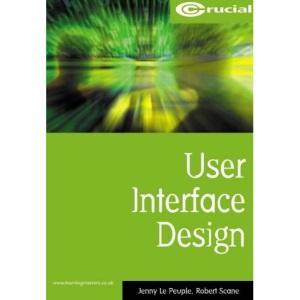 User Interface Design (Computing Study Texts)
