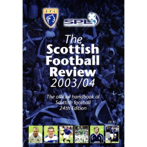 The Scottish Football Review 2003/2004