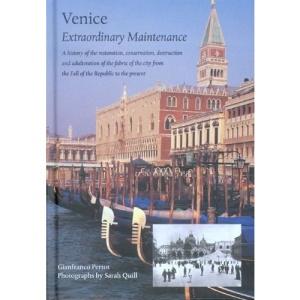 Venice: Extraordinary Maintenance