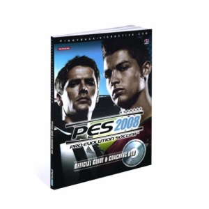 Pro Evolution Soccer 2008 Official Guide and Coaching DVD (Official Guide & Coaching DVD)